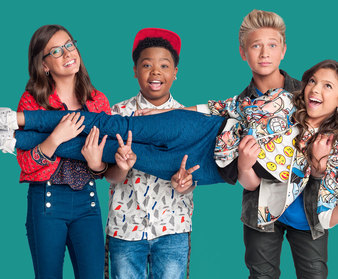 Game shakers best friend