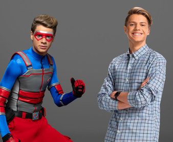 Test kid danger henry hart supertv